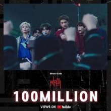 Stray Kids「MIROH」MVが1億再生突破 2作目の快挙で勢い加速