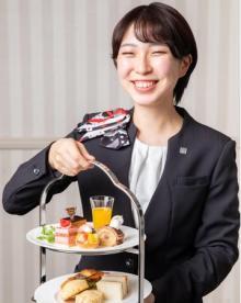 クリスマスアフタヌーンティーが吉祥寺東急REIホテルに新登場♩ちょっぴりお手頃価格なのも魅力なんです♡