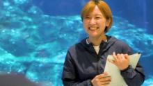 ラランド・サーヤ、水族館の飼育員を熱演 演技に興味津々「キャバ嬢、極道の妻、地下アイドル…」