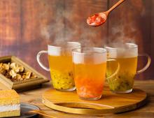アイスでもホットでも◎たっぷり果実×台湾茶の甘酸っぱいフルーツティーが台湾甜商店にお目見えしました♩
