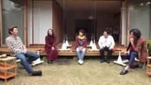 田中裕子、蒼井優らが和やかトーク「『鬼滅の刃』の影響で、こっちに来る人増えないかな」