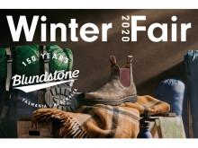オリジナルシェラカップをプレゼント!「Blundstone Winter Fair」開催