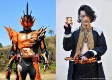 谷口賢志、劇場版『セイバー』出演で不死身の剣士役 『アマゾンズ』以来のシリーズ参戦「何かの細胞が躍ります」