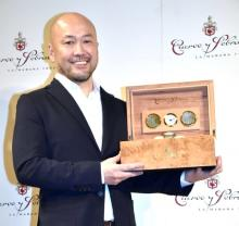 井上雄彦氏、ラティーノJAPAN賞に発奮「『もっと仕事しろ!』って言われそう」