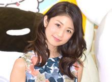 小倉優子、三男の写真アップ「来週で四ヶ月 笑顔もたくさん見せてくれるように」
