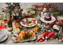 """自宅で手軽にフォトジェニックなクリスマスを楽しめる""""パーティーセット"""""""