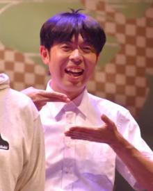 ジョイマン高木、舞台でいつもの面影なく自虐 もう中が絶妙な例え「若い頃の坂田利夫」