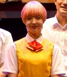 和田まあや、舞台でコメディーセンス開花 独特な例えで笑い誘う「コッペパンをぶっつぶして…」