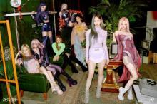 SMエンタ4年ぶり新人「aespa」、デビュー初日に2100万再生 歴代K-POP新人1位に
