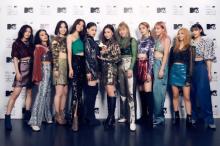 【MTV VMAJ】E-girls、「Inspiration Award Japan」受賞「こういった形でステキな賞をいただけるなんて…」