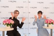 道重さゆみ&Matt、初共演でべた褒め合戦「アイドルとして完璧」「美にストイック」