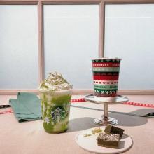 スタバのホリデー第2弾は抹茶×ホワイトチョコにうっとり…♡ かわいすぎるカスタマイズも見逃せません◎