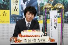 上川隆也主演『遺留捜査』10周年 初の冬クールで第6シーズン「本質的なものは変えたくない」