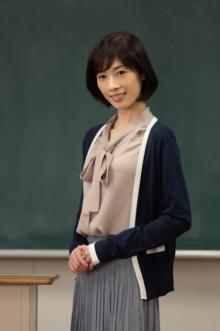 明日海りお、宝塚退団後TVドラマ初出演 『青のSP』姿消した音楽教師「大きなチャンスいただいた」