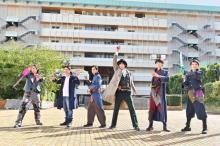 劇場短編『セイバー』場面写真が公開 ライダー6人が勢ぞろいショット初解禁
