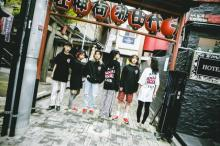 BiSH、日本人アーティストとして「ANTI SOCIAL SOCIAL CLUB」と初コラボ