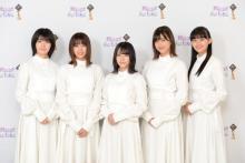 【ベストアーティスト】櫻坂46、新曲初披露 新センター森田ひかる「あっという間でした」
