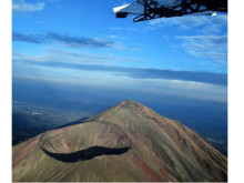 SKY TREK × TENKŪ!霧島連山や鹿児島湾を望むガイド付き遊覧飛行が開始