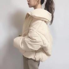"""ー15℃にも耐えられる!ZARAのラバー仕上げパフジャケットはおうちで洗える""""出来すぎ真冬アウター""""なんです"""