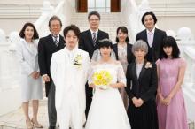 『35歳の少女』柴咲コウ&坂口健太郎の結婚式シーンでキャスト勢ぞろい