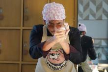"""玉木宏""""龍""""が作るいちご大福の""""極道ことばレシピ""""が公開"""