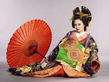 岡田結実、花魁役でドラマ主演 江戸から令和にタイムスリップ「気楽に楽しんでいただきたいです!」