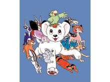 蘇る名作たち!「『ジャングル大帝』70周年記念 手塚治虫版画展」開催
