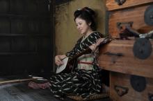【おちょやん】宮澤エマ、継母役「面白さ」と「難しさ」