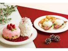 「Eggs 'n Things」の季節限定メニューでクリスマスを華麗に楽しもう!