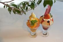 お酒とのマリアージュもお楽しみ♩ちょっと大人のシメパフェ専門店「INITIAL」が中目黒に12月下旬オープン!