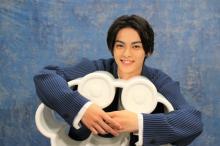 神尾楓珠『ZIP!』12月金曜パーソナリティーに「朝から元気に頑張ります!」