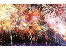 約8,000発の花火を打ち上げ!「ハウステンボス」で年越しを楽しもう