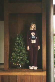 大切な人にジェラート ピケのクリスマスコレクションを贈ろう♡ ヘアミストのノベルティも見逃せません!