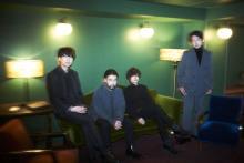 indigo la End、2月にアルバム&歌詞集を同時発売 川谷絵音「自分の歌詞に救われた」