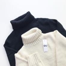 今冬はGUのメンズが狙い目♡ ビッグシルエットがかわいすぎる「1990円セーター」は盲点でした…◎
