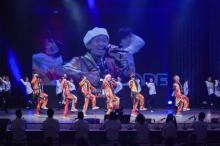 DA PUMP・ISSA、沖縄でイベント登場「久しぶりにパワーをもらった」 NMB48、はじめしゃちょーも参加