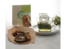 ドリップバッグで日本茶を楽しむ!「Drip Tea」「Drip Tea + Plus」新発売