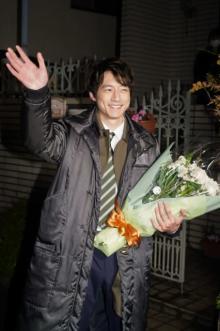 坂口健太郎、『35歳の少女』クランクアップ「結人ロスに注意して」