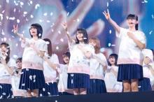 """櫻坂46「やっと、ついに」デビュー前夜ライブ """"欅曲""""封印で持ち歌全8曲披露"""