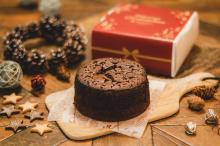 飾り付けはお好みで♡SLD At Homeからお取り寄せできるkawara CAFEのホールケーキがクリスマス仕様に