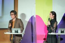 田村淳&堀田茜、日本酒ソムリエAIを体験「よりお酒をおいしく感じる」