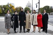 木村文乃、『七人の秘書』最終回「最後まで気持ちのいいお話です」