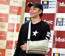 純烈・白川裕二郎、左肩腱板断裂手術後の経過良好 3週間後の『紅白』では「固定器具を取って歌える」