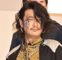谷口賢志、映画『セイバー』報告会で作品乗っ取り宣言 「東映さんは僕に洋服を着させる気がない」とボヤく