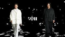 """EXIT、パリコレブランドと異色コラボ コンセプト映像では落ち着いた""""黒髪""""姿でモデルウォーク"""
