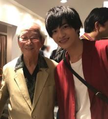 志尊淳、ドラマで演じた小松政夫さん「誇りに思います」