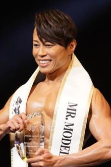 西川貴教、美ボディ大会『BEST BODY JAPAN』で優勝 筋肉美を惜しげもなく披露「出し切りました」
