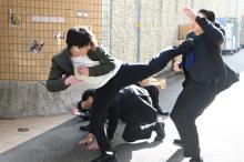 KAT-TUN亀梨和也がキレキレアクション 主演ドラマ撮入「かなり体を使っています」
