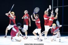 ミュージカル『新テニスの王子様』開幕 切原赤也役・前田隆太朗「天使化」が見どころ