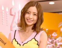 片瀬那奈『シューイチ』3月卒業を生報告 10年MC務め「家族のようなかけがえのない存在」